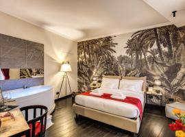 FOURHEADS Private Suites, hotel a Roma