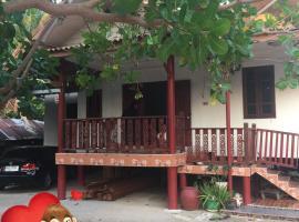 Garden Home, Chanthaburi, guest house in Ban Bo