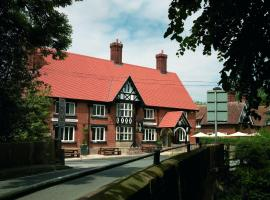 The Bear's Paw, hotel in Warmingham
