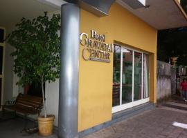 Hotel Gravataí Center, accommodation in Gravataí