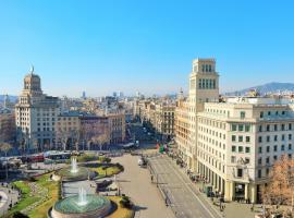 Iberostar Selection Paseo de Gracia 4 Sup, hotel near Plaza Espanya, Barcelona