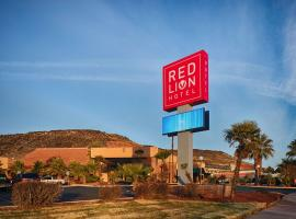 Red Lion Hotel and Conference Center St. George, hotel v destinaci St. George