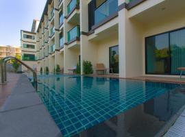 Airport Beach Hotel Phuket, отель в городе Най-Янг-Бич