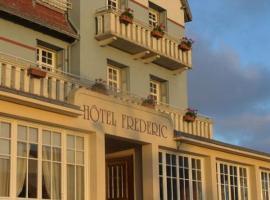 Hôtel Frédéric, hôtel à Saint-Hilaire-de-Riez
