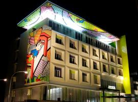 MaxOneHotels.com at Vivo Palembang, family hotel in Palembang