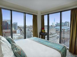 Dorsett City London, hotel in London