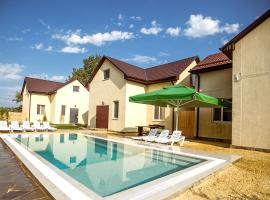 Dublin & Dolphin Сottage, holiday home in Anapa