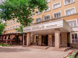 Гостиница Ашкадар, отель в Стерлитамаке