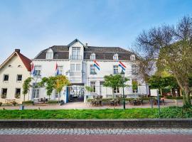 Hotel Brull, hotel in Mechelen