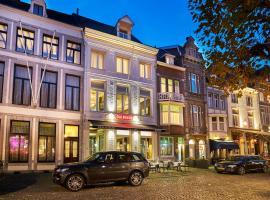 Saillant Hotel Maastricht City Centre, three-star hotel in Maastricht