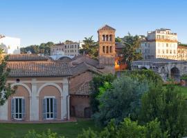 Kolbe Hotel Rome, hotel en Coliseo, Roma