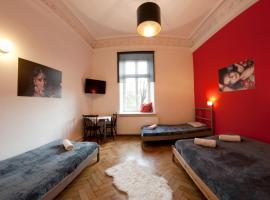 Pokoje Bagatela Stare Miasto, bed & breakfast a Cracovia