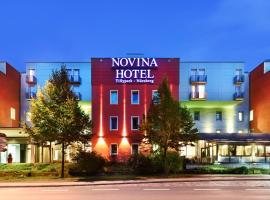 Novina Hotel Tillypark, hotel v Norimberku
