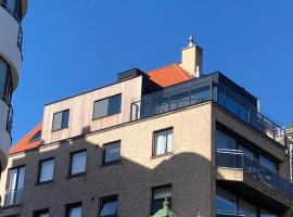 Soetkin, apartment in Knokke-Heist