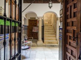 Casa de la Ermita, hotel que admite mascotas en Sevilla