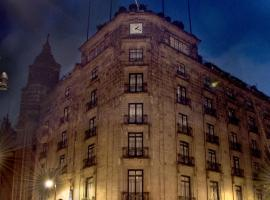 Hotel Gillow, hotel near The Museum of Fine Arts, Mexico City