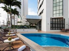 Quality Suites Natal Ponta Negra, hotel perto de Morro do Careca, Natal