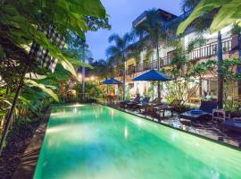 Meruhdani Boutique Hotel Ubud, hotel with pools in Ubud