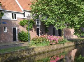 Kapeltuin, apartment in Hoorn