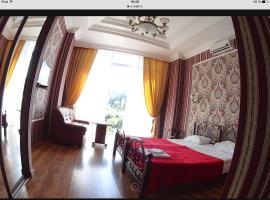 Гостевой дом Династия Сочи, отель в Сочи, рядом находится Музей Н.А. Островского