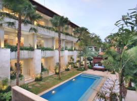 Tapa Tepi Kali Echo Beach, hotel near Waterbom Bali, Canggu