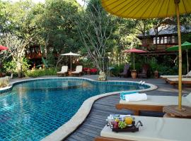 The Granary Resort, resort in Chiang Mai