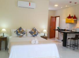 Pousada e Flats Jabaquara, family hotel in Paraty