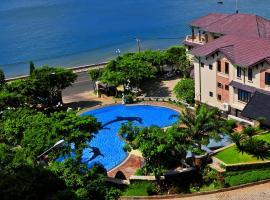 Beachfront Hotel, khách sạn có hồ bơi ở Vũng Tàu