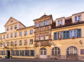 Historik Hotel Goldener Hirsch Rothenburg, Hotel in Rothenburg ob der Tauber