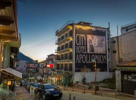 City Hotel Apollonion, ξενοδοχείο στο Καρπενήσι