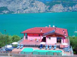 Hotel Residence Panoramica, hotell i Brenzone sul Garda