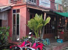 Maeloegyi Maesariang, hotel in Mae Sariang
