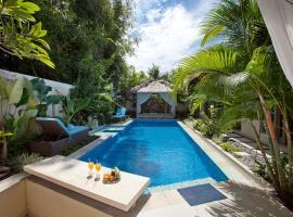 Enigma Bali Villas, hotel near Petitenget Temple, Canggu