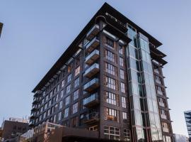 QT Wellington Apartments, hotel near Wellington Airport - WLG,