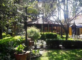 Hotel Huasca Terrazza, hotel en Huasca de Ocampo