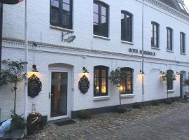 Das Kleine Hotel Schleiblick, hotel in Schleswig
