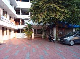 Hotel Peacock, hotel in Kovalam
