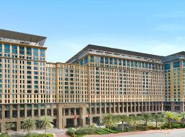 The Ritz-Carlton, Dubai International Financial Centre, hotel near Dubai World Trade Centre, Dubai
