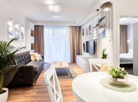 Mojito Apartments - Botanica II, hotel near Botanical Garden, Wrocław