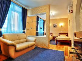Hotel Slavia, hotel in Nizhny Novgorod