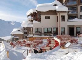 Le Hameau du Kashmir, hotel in Val Thorens