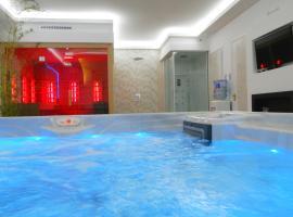 Katalin Boutique & Wellness Apartmanok, pezsgőfürdős hotel Hajdúszoboszlón