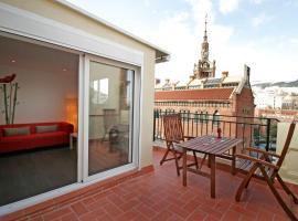 Sant Pau Apartments, hotel near Hospital de Sant Pau, Barcelona