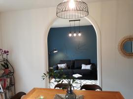 Chalet du Doumet Appartement 4 étoiles et Garage privé, apartment in Luz-Saint-Sauveur