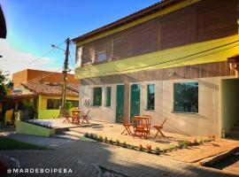 Mar de Boipeba, hotel na Ilha de Boipeba
