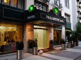 Hotel Panamericano, hotel en Santiago