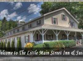 Little Main Street Inn, majoitus kohteessa Banner Elk