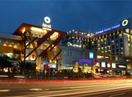 Grand Artos Hotel & Convention, hotel di Magelang