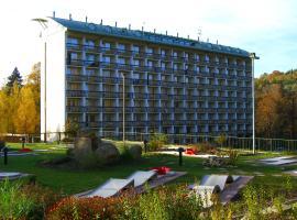 Spa Resort Libverda - Hotel Nový Dům – hotel w pobliżu miejsca Zamek Czocha w mieście Lázně Libverda