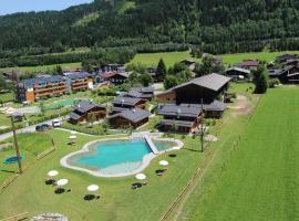Almdorf Almlust, Hotel in Flachau